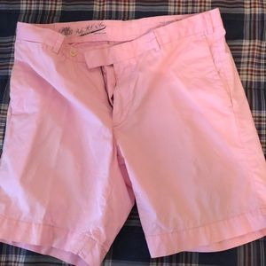 Ralph Lauren pink shorts